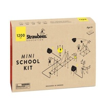 Strawbees mini School kit