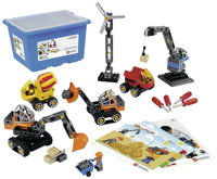 LEGO® Education Tekniska Maskiner